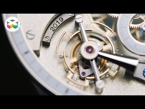 What It Takes To Manufacture A Watch By Hand With Greubel Forsey - Part III