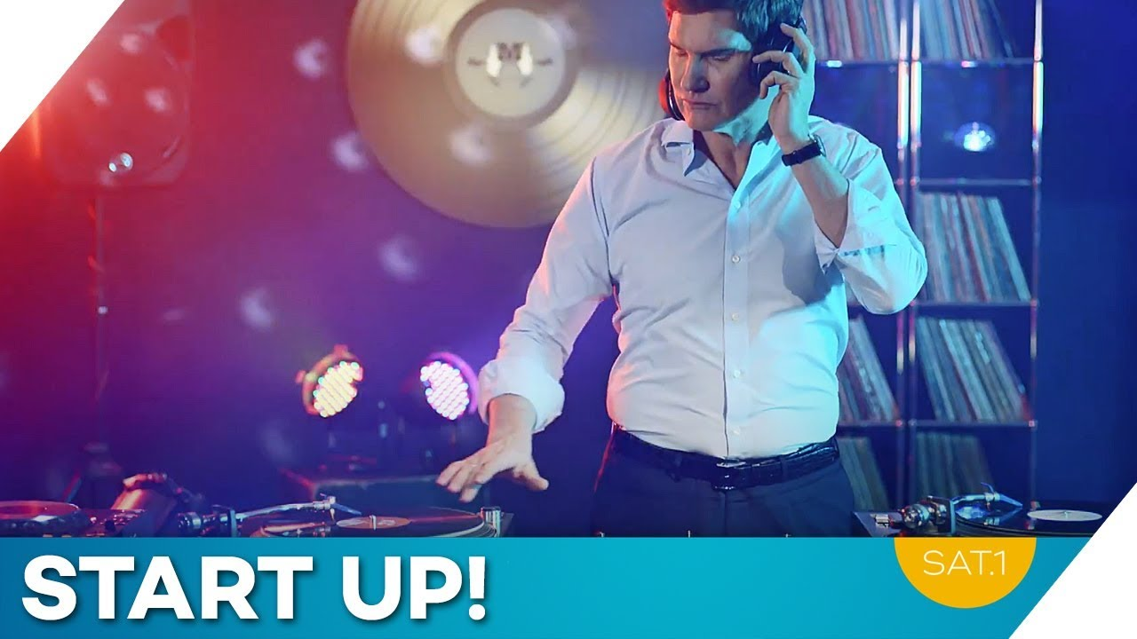 Es gibt bessere DJs... | START UP! Ab Morgen! | SAT.1