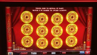 SLOT PLAY BONUS GAMES!!! HUGE WIN ON WHEEL OF FORTUNE!!!!