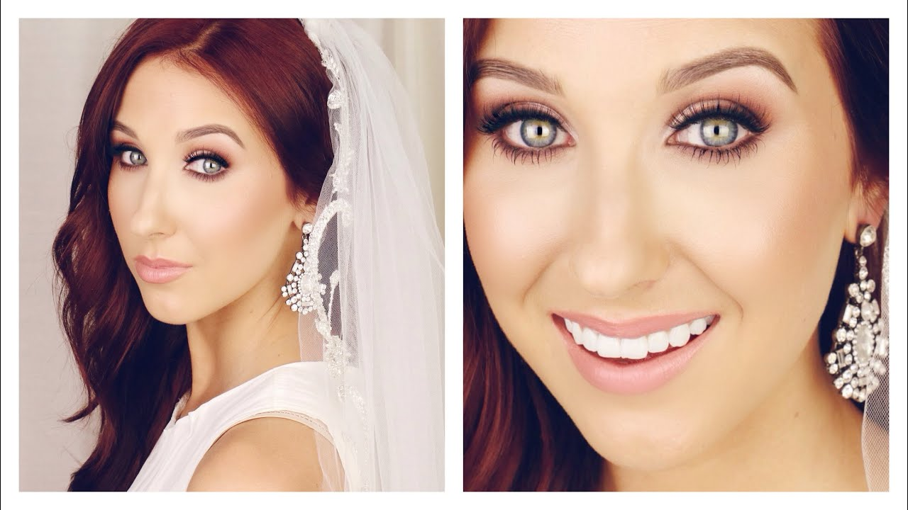 Wedding Makeup Tutorial : Jon And Jaclyn Hill Wedding www.galleryhip.com - The ...