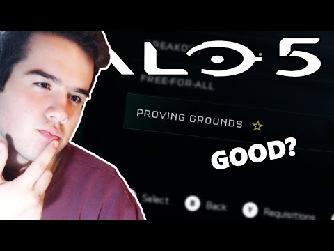 Halo 5 - Is Proving Grounds GOOD?
