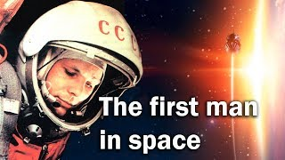 The history of the first manned space flight