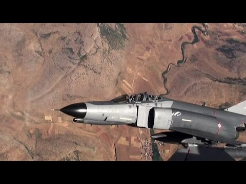 Turkey bombs PKK in northern Iraq for first time since ...
