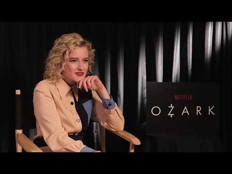 Julia Garner Talks Ozark Season 2
