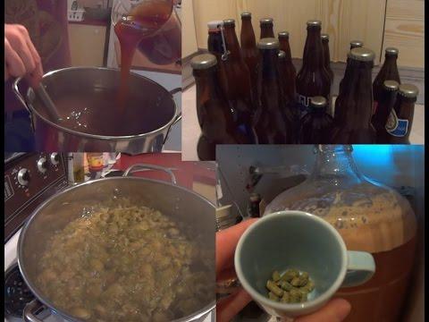 """TUTORIEL - Comment faire sa bière (""""Partial mash"""") - Toutes les étapes jusqu'à l'embouteillage."""