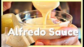 How to make Creamy Alfredo Sauce | EASY RECIPE