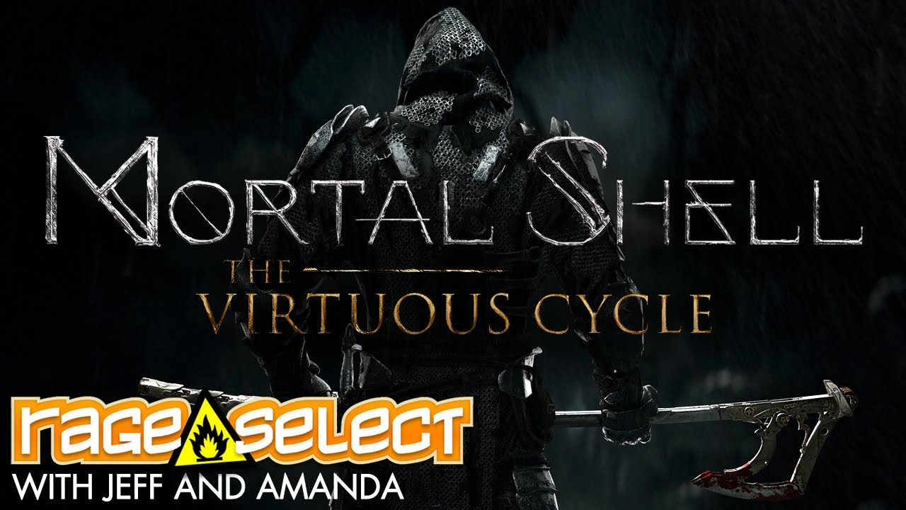 Mortal Shell: The Virtuous Cycle (The Dojo) Let's Play