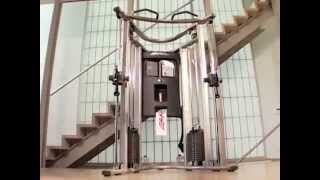 The Life Fitness G7 Cable Motion Gym