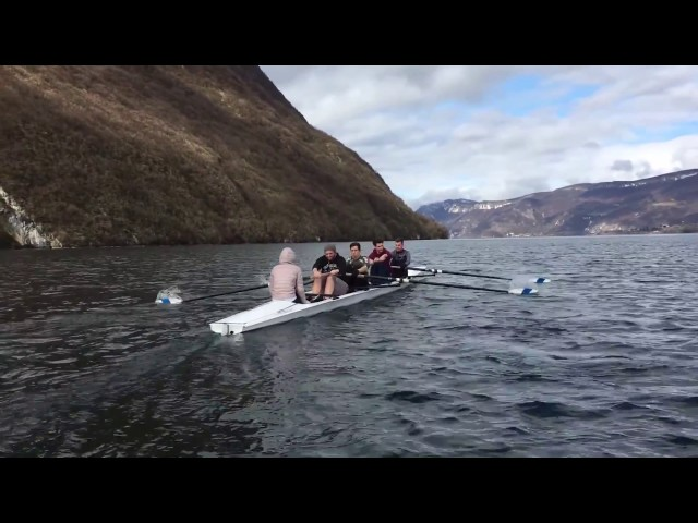 LiteQuattro Sweeping / Sculling