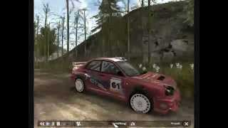 Xpand Rally Extreme - game play
