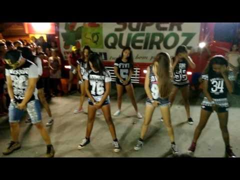 """Grupo de dança Icó-Ceará 2016 """" Turma do Funk"""""""