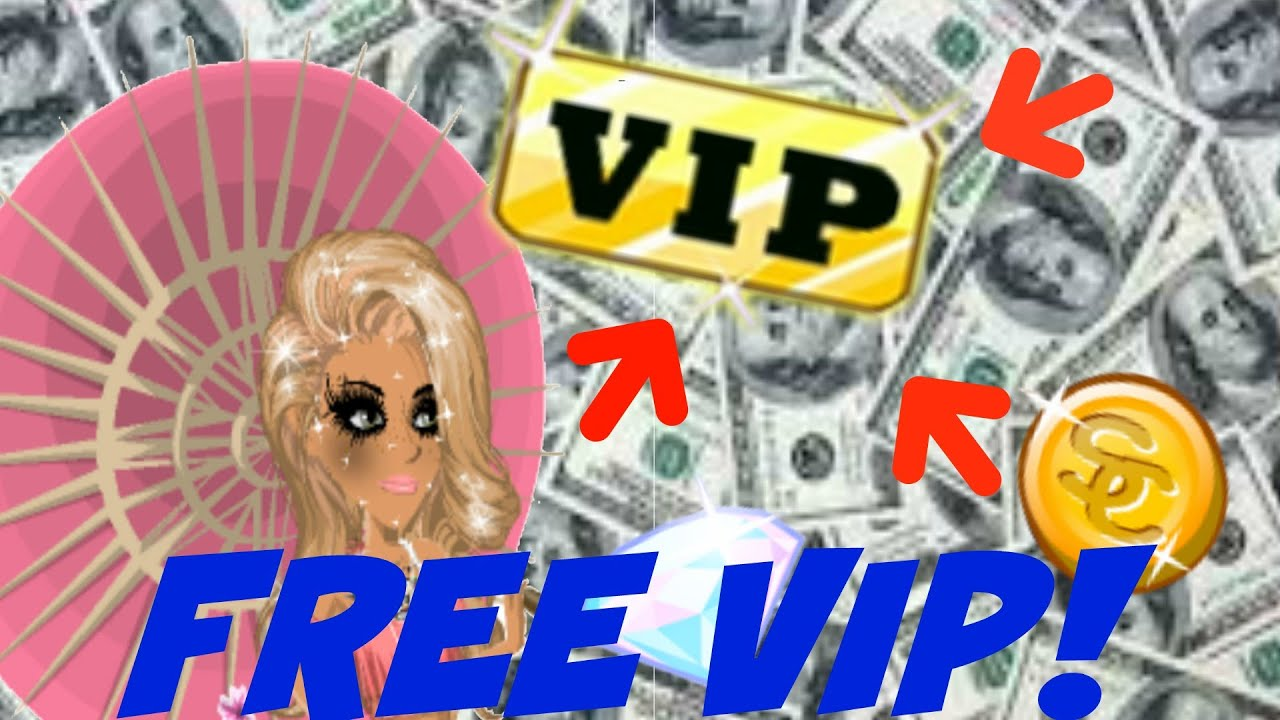 HOW TO GET FREE VIP!|MSP