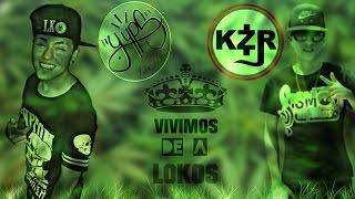 Keyzer Gonzalez - Vivimos De A Lokos ft. El Yups ||🎤👊💲🔵||RAP MEXICANO WEED