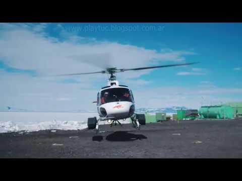 T1E01 - Antartida El Continente Blanco