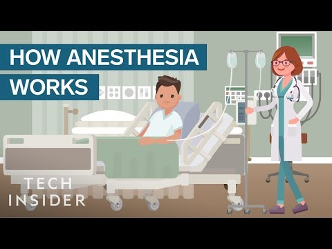 How Anesthesia Affects Your Brain And Body