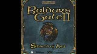 Baldur's Gate II: Shadows of Amn Music- City Battle I