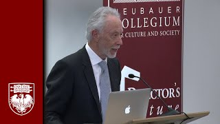 "J.M. Coetzee: ""Growing Up with The Children's Encyclopedia"": Neubauer Collegium Director's Lecture"