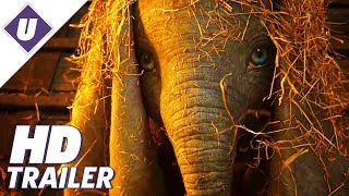 Dumbo - Official Teaser Trailer (2019)