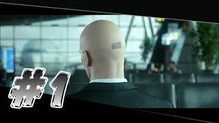 Hitman(2016) Walkthrough Gameplay Ep.1 Part 1 - Training Mission [720p60fps][HD](Tagalog Commentary)