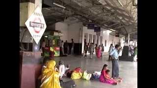 The Bilaspur Railway Station Chhattisgarh
