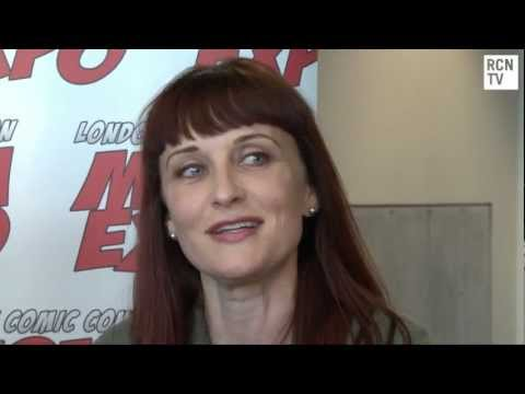 Mass Effect  Ali Hillis & Courtenay Taylor Voice Acting