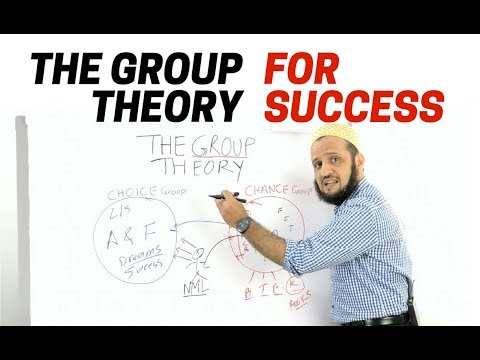 The Group Theory: Your Peer Group Equals Your Success