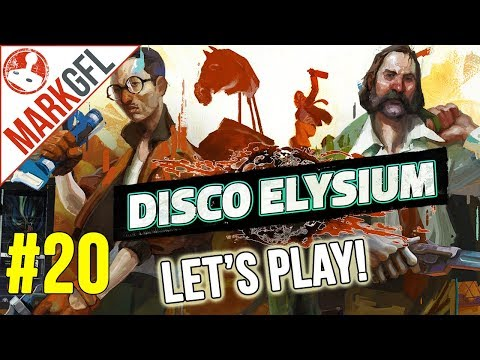 Let's Play Disco Elysium - Chaotic Detective RPG - Part 20