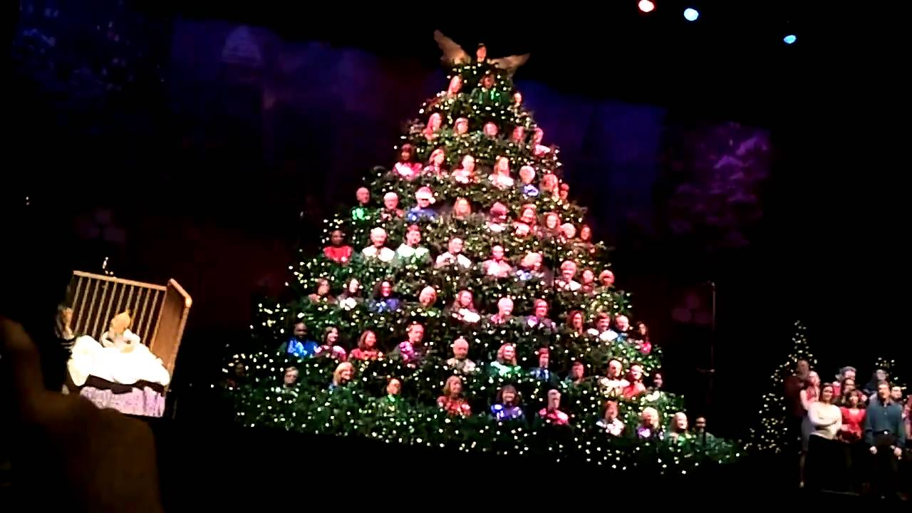 56th annual singing christmas tree act 2 part 2
