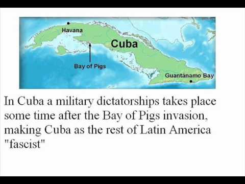 """Alternate History: """"Successful Bay of Pigs invasion"""""""