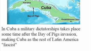 "Alternate History: ""Successful Bay of Pigs invasion"""