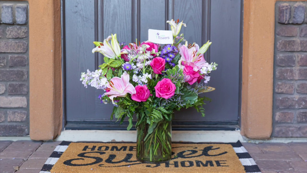 Valentine S Day Delivery 1 800 Flowers Com Youtube