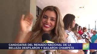 RED+ | Candidatas del Reinado Nacional de la Belleza desfilaron y bailaron champeta