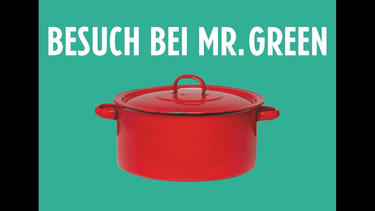 Besuch Bei Mr Green