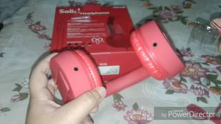 LOS MEJORES AUDIFONOS MAXELL SOLID 2 UNBOXING