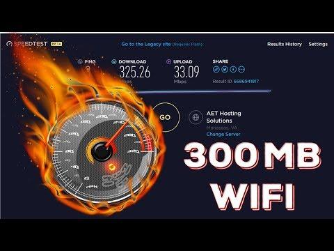 Virgin Media 300MB Broadband Speedtest + Review