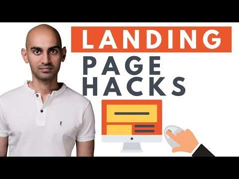 How to Make a Beautiful Landing Page That Converts | 5 Tips