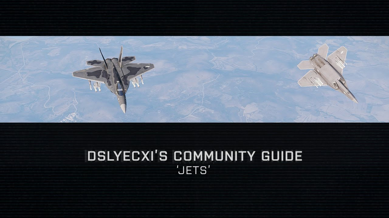 Arma 3 - Community Guide: Jets