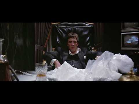 La droga que se esnifa en las películas en realidad sirve para cortar la droga