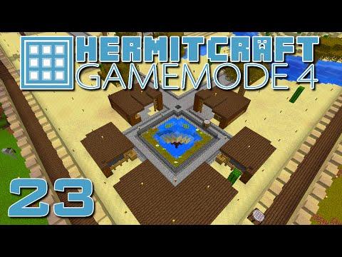 HermitCraft GameMode 4 ~ Ep 23 ~ Market...