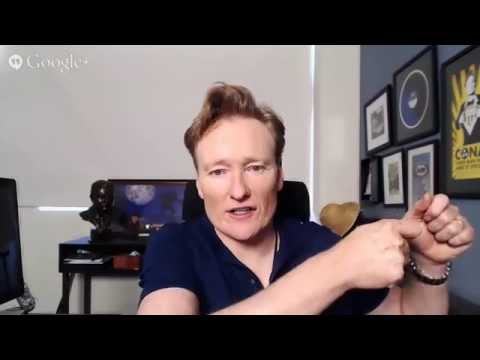 Gold Derby Q&A: Conan O'Brien ('Conan')