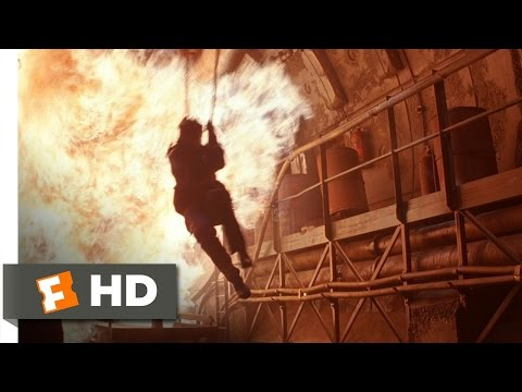 The World Is Not Enough (5/10) Movie CLIP - Escaping the Silo (1999) HD