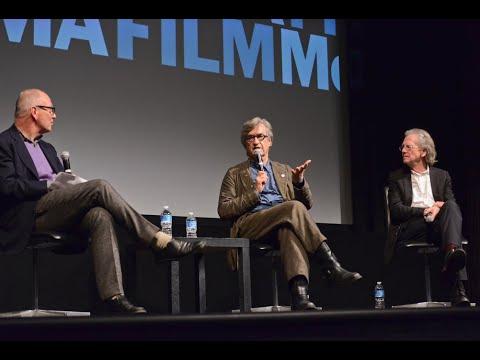 Wim Wenders, Peter Handke in conversation with Ian Buruma | MoMA LIVE
