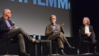 An Evening with Wim Wenders and Peter Handke