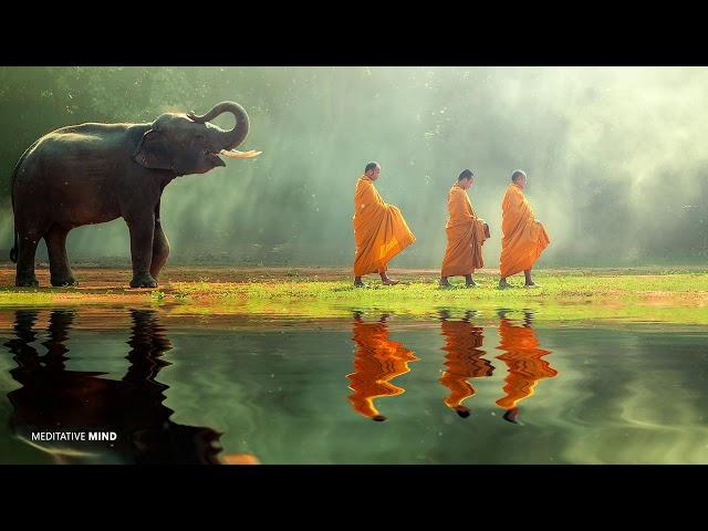 Tibetan Flute Music + OM Chanting @528Hz || Mantra Meditation Music