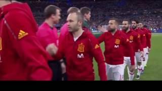 видео Франция - Испания : прогноз на матч 28.03.2017 по Футбол, на sportsboom.tv