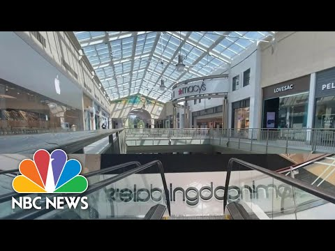 Malls, Museums And Indoor Dining: Can Air Filtration Prevent Coronavirus Spread? | NBC Nightly News