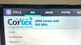 Hardware da SMART TV ANDROID TCL S6500