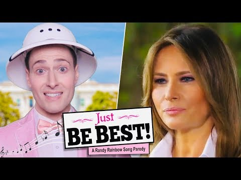 Just BE BEST!  Randy Rainbow Song Parody