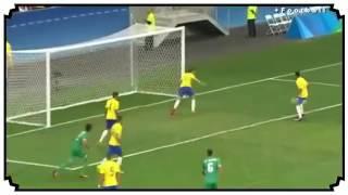 Brasil vs Iraque 0-0 melhores momentos rio 2016
