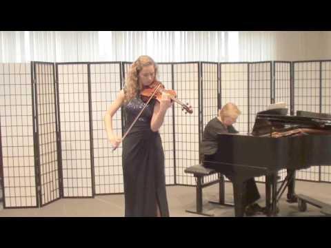 Conroy - Sibelius Violin Concerto